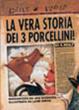 Cover of La vera storia dei 3 porcellini!