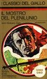 Cover of Il mostro del plenilunio