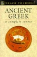 Cover of Ancient Greek