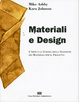 Cover of Materiali e Design