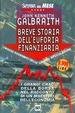 Cover of Breve storia dell'euforia finanziaria