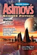 Cover of Asimov's Science Fiction, April-May 2016