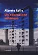Cover of Un'educazione milanese