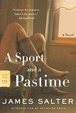 Cover of A Sport and a Pastime