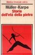 Cover of Storia dell'età della pietra