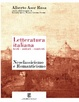 Cover of Letteratura italiana