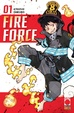 Cover of Fire Force vol. 1