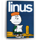Cover of Linus: anno 3, n. 8, agosto 1967