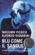 Cover of Blu come il sangue. Storie di delitti nell'alta società
