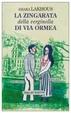 Cover of La zingarata della verginella di Via Ormea