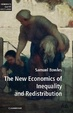 Cover of The New Economics of Inequality and Redistribution