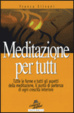 Cover of Meditazione per tutti