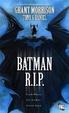 Cover of Batman R.i.p.