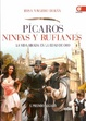 Cover of Pícaros, ninfas y rufianes