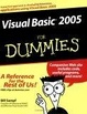 Cover of Visual Basic 2005 For Dummies