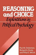 Cover of Reasoning and Choice