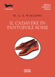 Cover of Il cadavere in pantofole rosse
