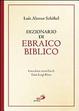 Cover of Dizionario di ebraico biblico
