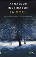 Cover of La voce