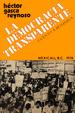 Cover of La Democracia Transparente