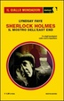 Cover of Sherlock Holmes. Il mostro dell'East End