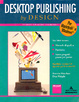 Cover of Desktop publishing by design