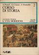 Cover of Corso di Storia - volume 2