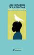 Cover of Los consejos de la paloma