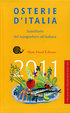 Cover of Osterie d'Italia 2011
