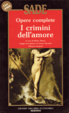 Cover of I crimini dell'amore