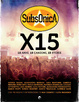 Cover of Subsonica X15