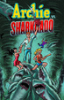 Cover of Archie vs. Sharknado #1