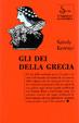 Cover of Gli dèi della Grecia