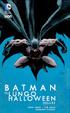 Cover of Batman: Il Lungo Halloween