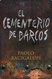 Cover of El cementerio de barcos