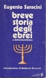 Cover of Breve storia degli ebrei e dell'antisemitismo
