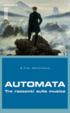 Cover of Automata. Tre racconti musicali