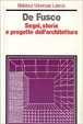 Cover of Segni, storia e progetto dell'architettura