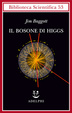 Cover of Il bosone di Higgs