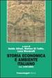 Cover of Storia economica e ambiente italiano (ca. 1400-1850)