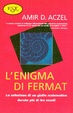 Cover of L' enigma di Fermat