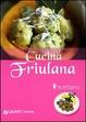 Cover of Cucina friulana