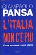 Cover of L'Italia non c'è più