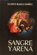 Cover of Sangre y arena