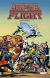 Cover of Marvel Omnibus: Alpha Flight