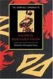 Cover of The Cambridge Companion to George Bernard Shaw