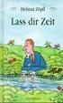 Cover of Laß Dir Zeit