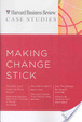 Cover of Making change stick