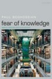 Cover of Fear of Knowledge