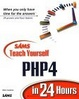 Cover of SAMS Teach Yourself PHP4 in 24 Hours
